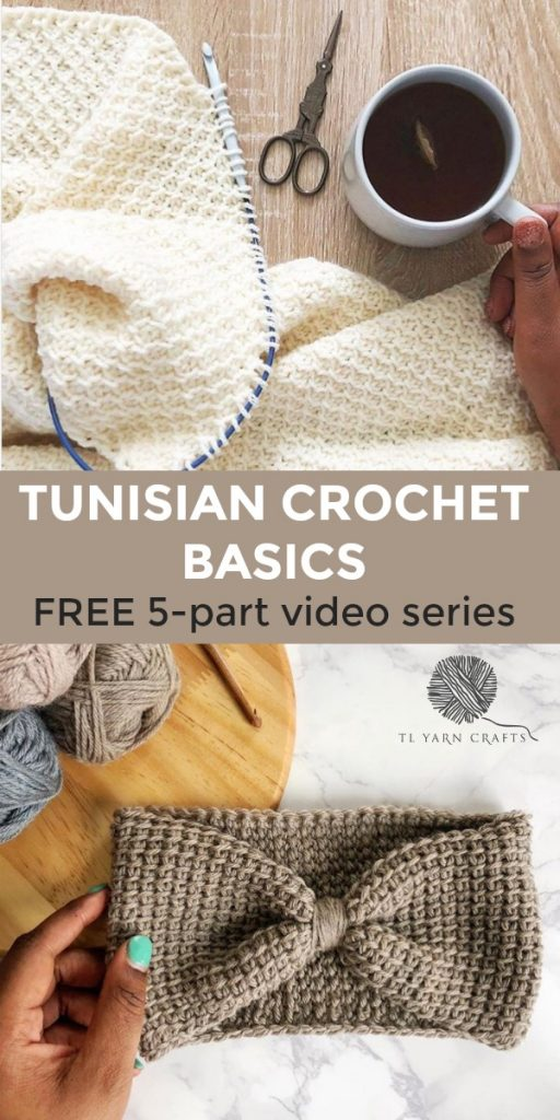 Tl Yarn Crafts The Beginners Guide To Tunisian Crochet Tl Yarn
