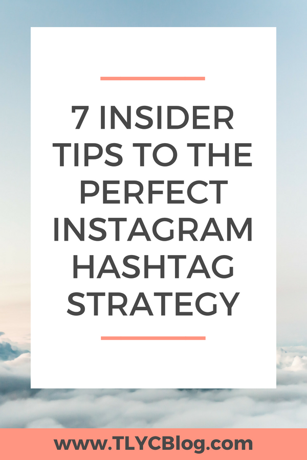 Want to get more eyes on your Instagram content and improve your chances of being found in search? Follow the same 7 steps I did to up your game using Instagram hashtags! | TLYCBlog.com